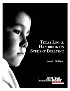 TxLegHB on Student Bully cvrMOCK