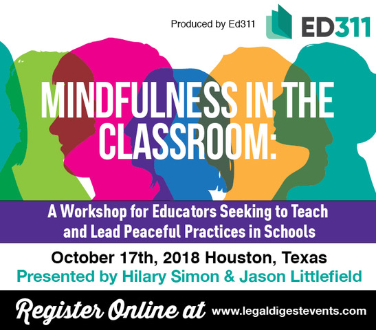 Social & Emotional Learning and Mindfulness Workshop