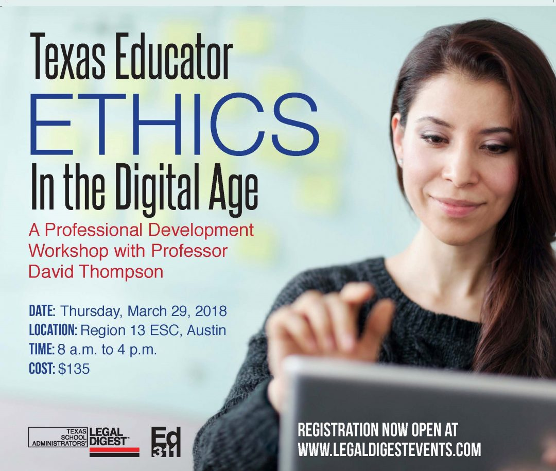 Texas Educator Ethics in the Digital Age
